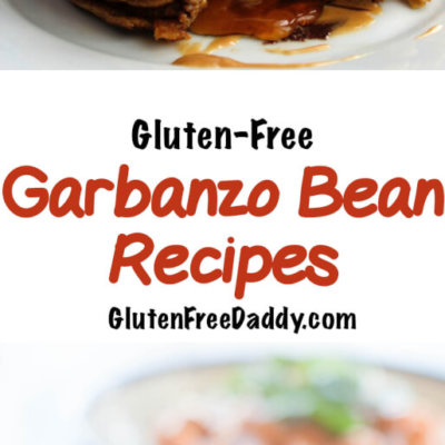 25 Gluten-Free Garbanzo Bean Recipes – There's BEANS in this?