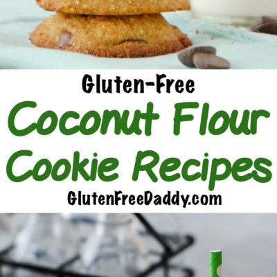 25 Gluten-Free Coconut Flour Cookie Recipes