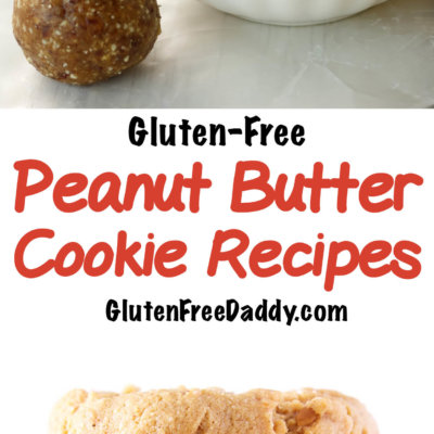 25 Gluten-Free Peanut Butter Cookie Recipes My Tummy Loves!