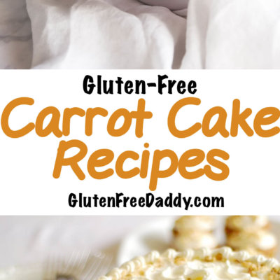 25 of the Best Gluten-Free Carrot Cake Recipes