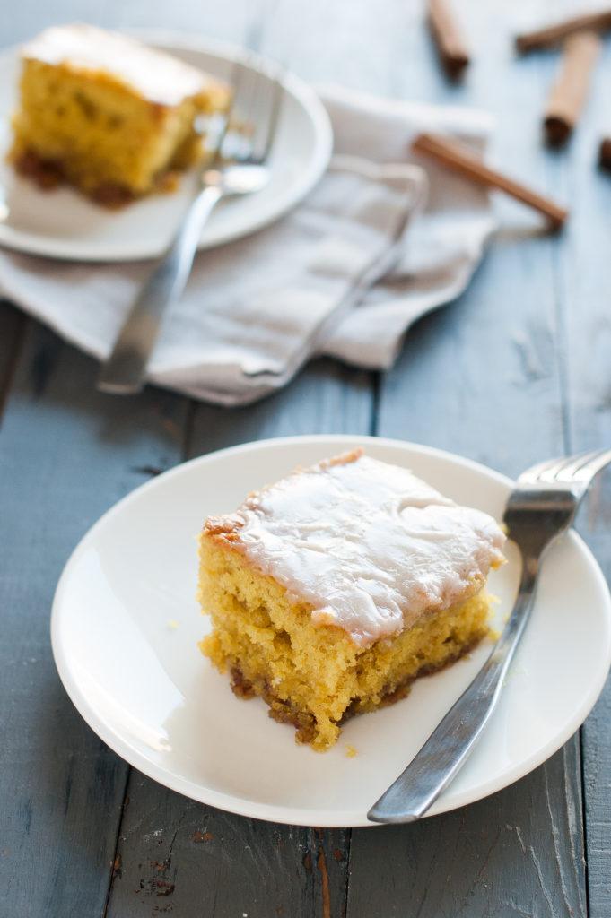 The Best Gluten-Free Cinnamon Roll Cake Recipe best gluten free cake