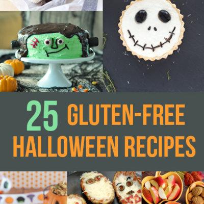 25 Gluten-Free Halloween Recipes that Won't Make You Look Like a Pumpkin!