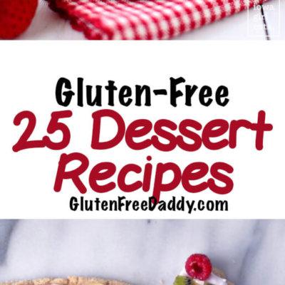 The 25 Best Gluten Free Dessert Recipes Part 3