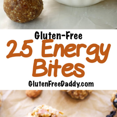25 Best Gluten-Free Energy Bites Recipes – The Perfect In-Between Meal Snack